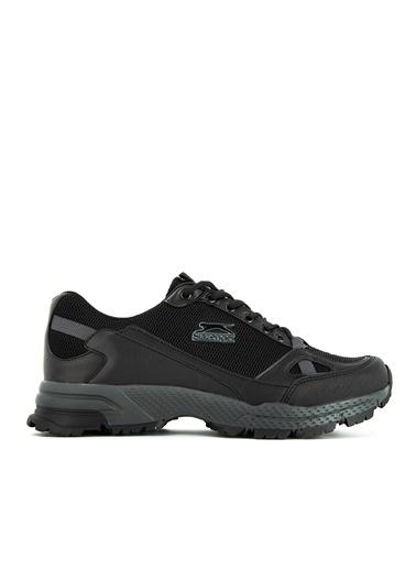 Slazenger Yürüyüş Ayakkabısı Siyah